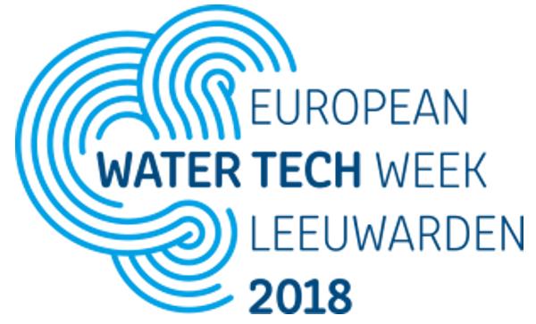 European Water Tech Week Leeuwarden 2018