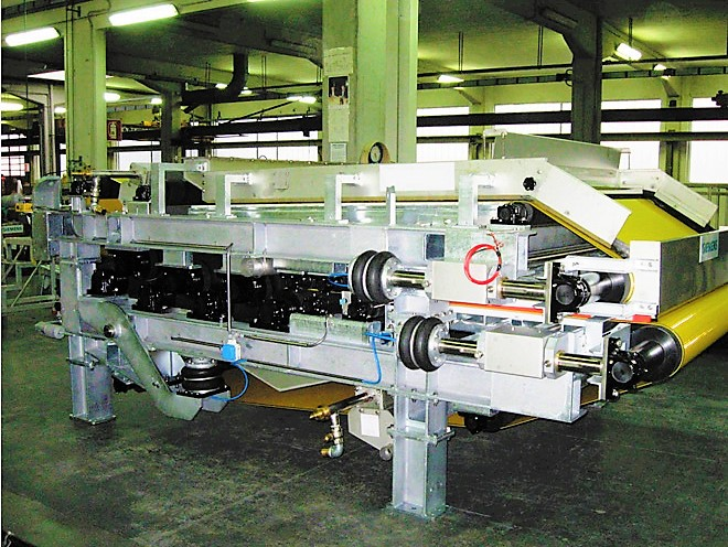 Dewatering: Belt Press SD for Mineral Slurries