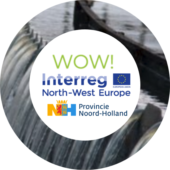Fine screens: Project WOW! Interreg - Provincie Noord Holland
