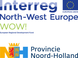 Fine screens: WOW! Interreg European Union - Provincie Noord-Holland